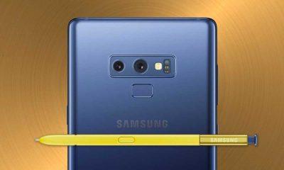 Samsung Galaxy Note 9 Ocean Blue 400x240