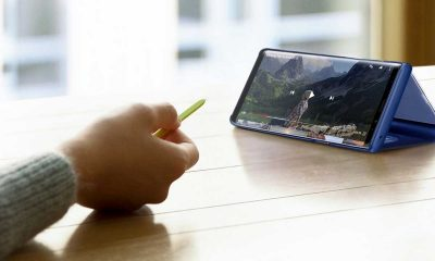 Samsung Galaxy Note 9 S Pen 400x240