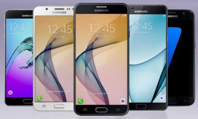 Samsung Smartphone 1 400x240