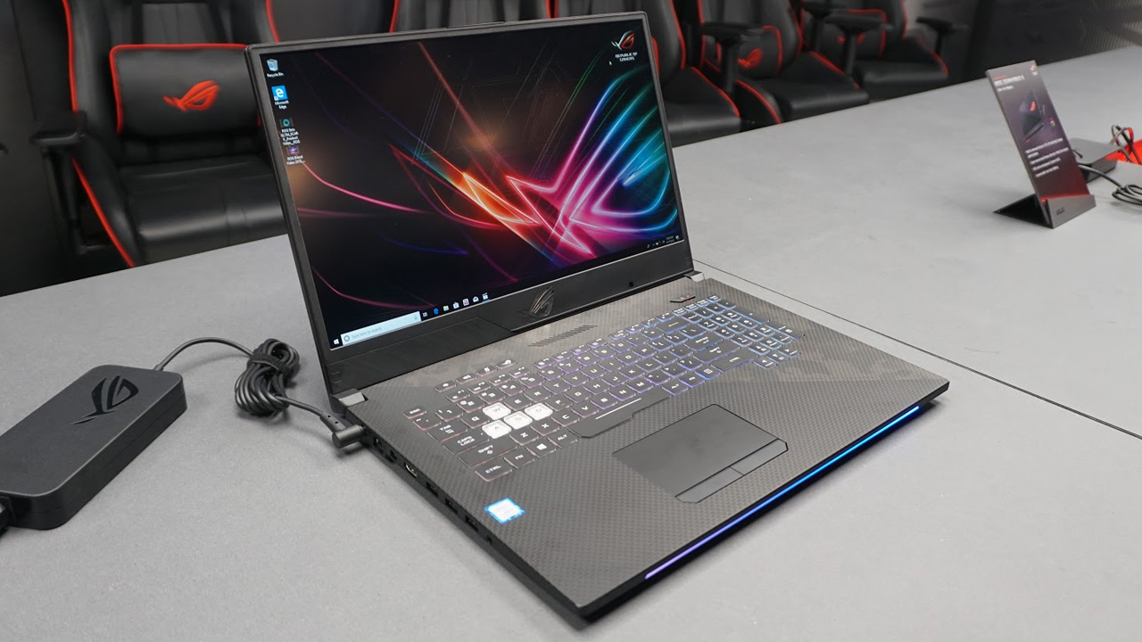 5 Advantages of ASUS ROG GL704: Monster Gaming Monster Thin