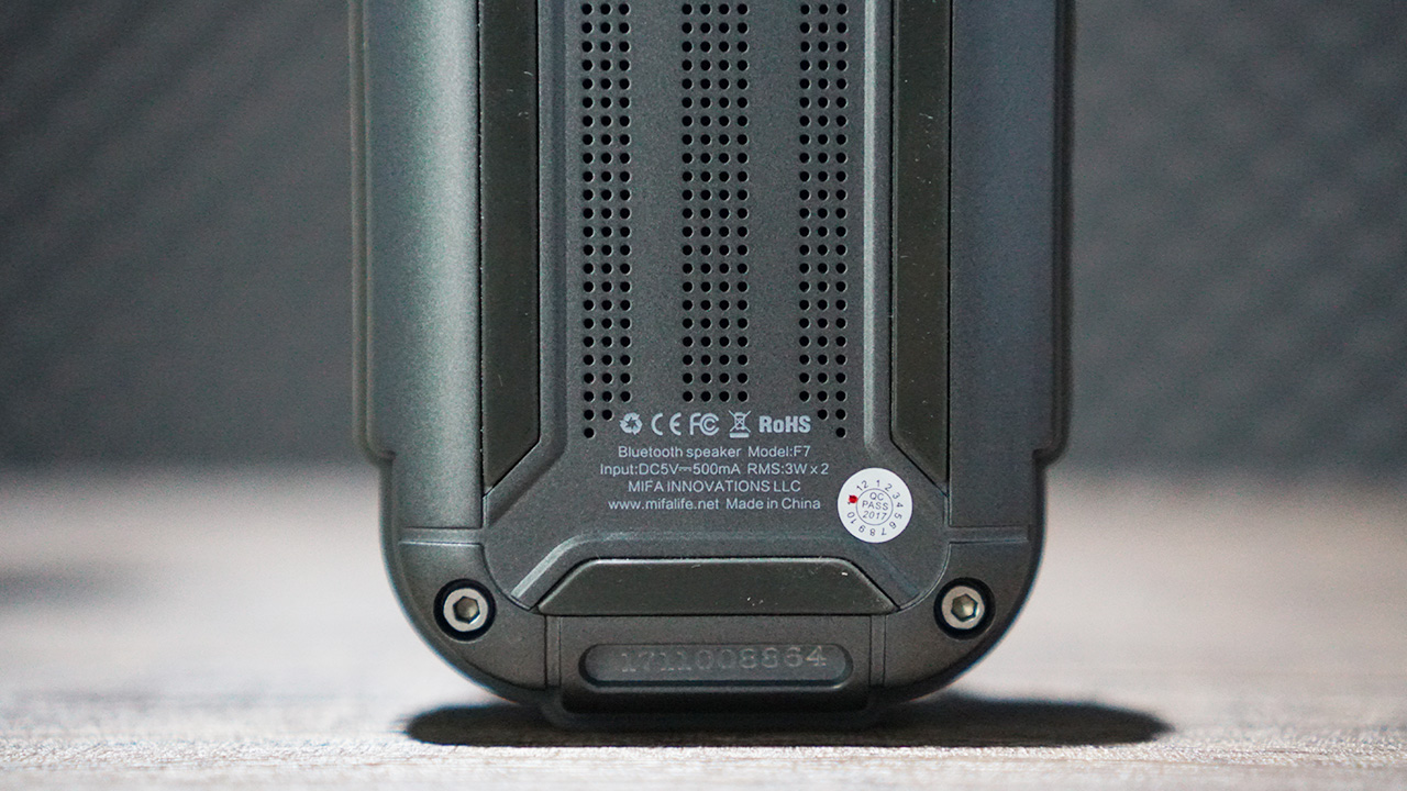 Review Xiaomi Mifa F7 Speaker Bluetooth Anti Air Murah