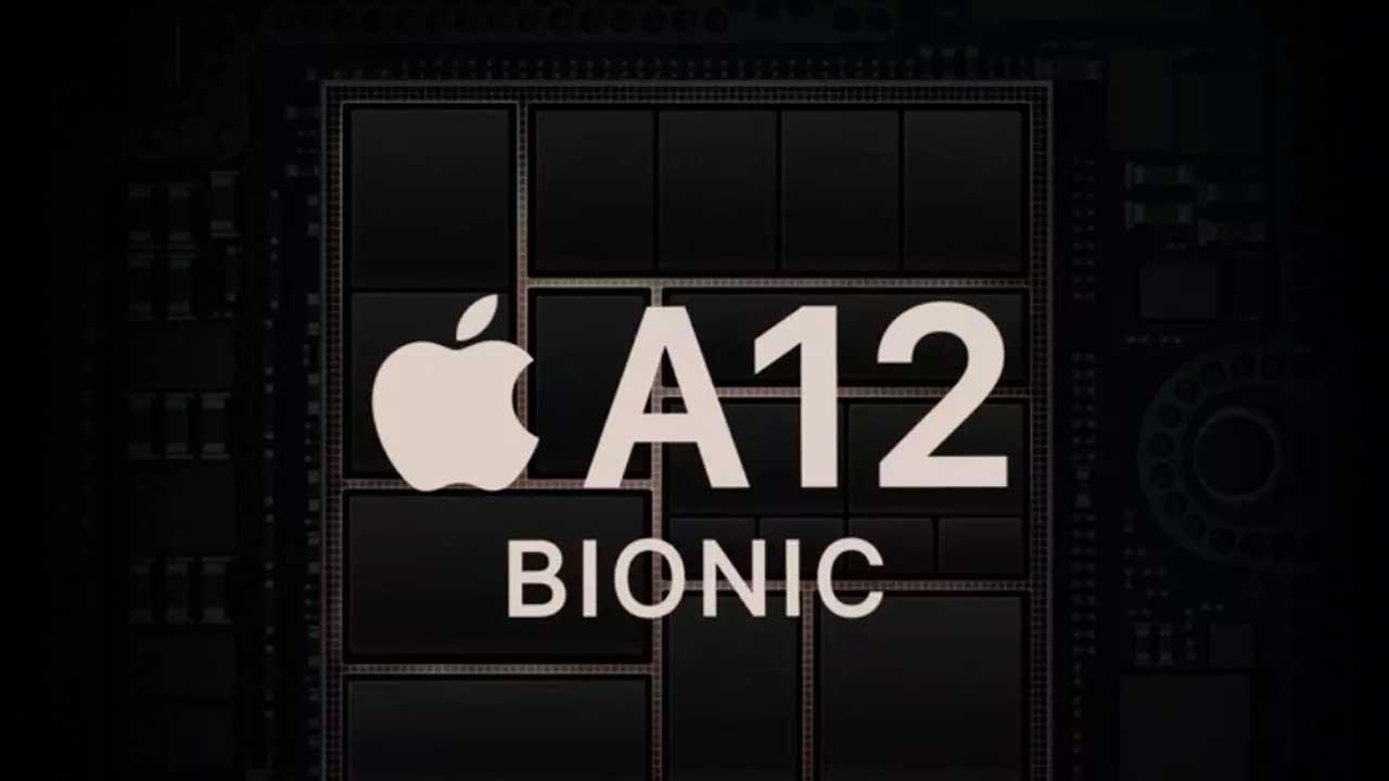 Apple A12 Bionic