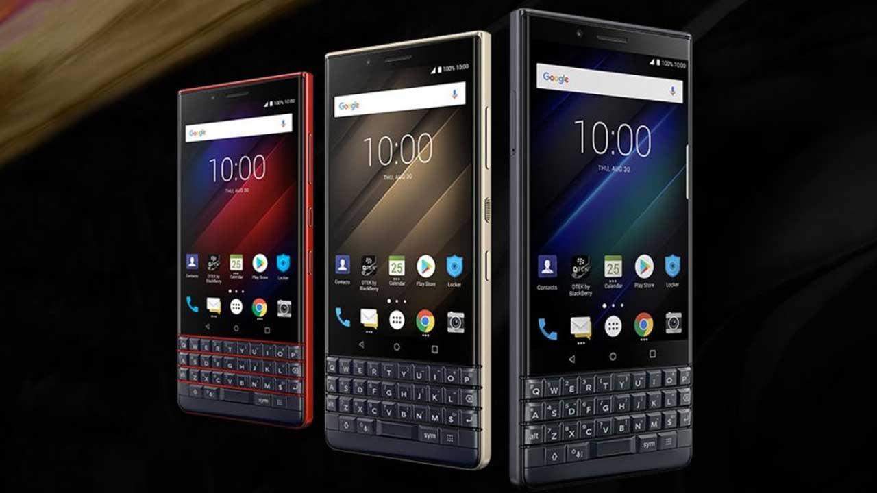 BlackBerry KEY2 LE 1