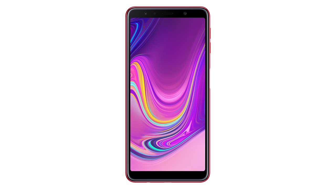 Galaxy A7 2018 3
