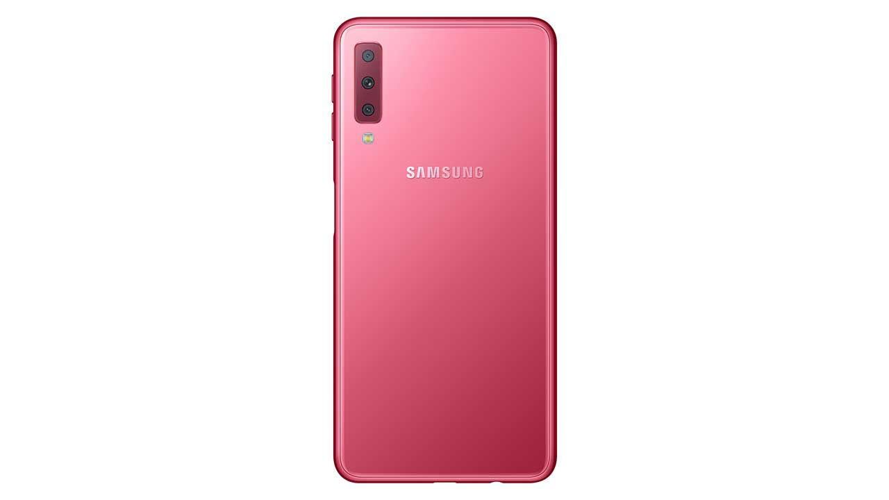 Samsung Umbar Officially Specifies Galaxy A7 (2018)
