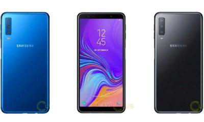 Galaxy A7 2018 Tiga Kamera 400x240