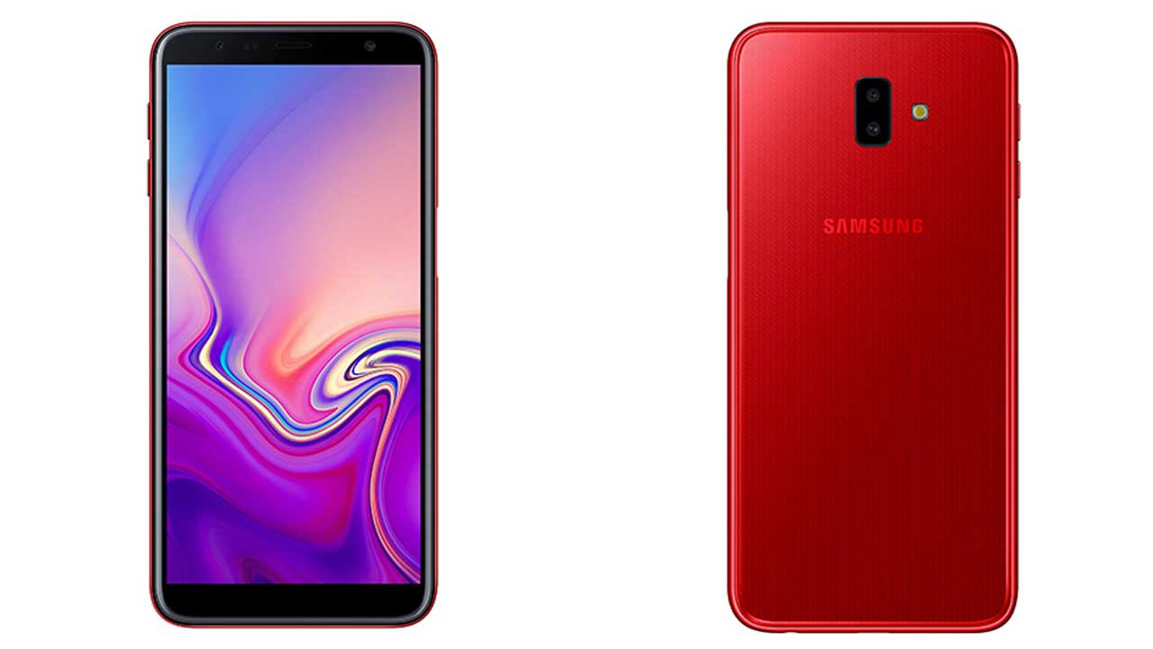 Samsung Galaxy J6 + and Galaxy J4 + are officially sold