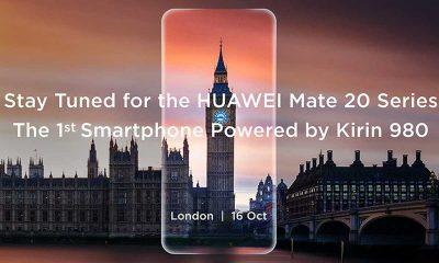 Huawei Mate 20 Series 400x240