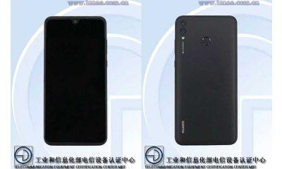 Huawei Smartphone 2 400x240
