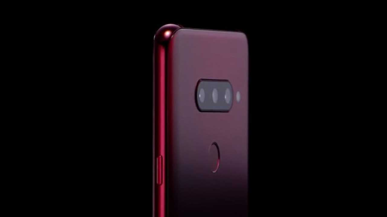 LG Confirms, LG V40 ThinQ Has Five Camera Support