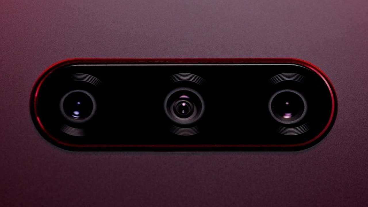 LG V40 ThinQ Camera