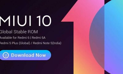 MIUI 10 Redmi 5 Plus 400x240