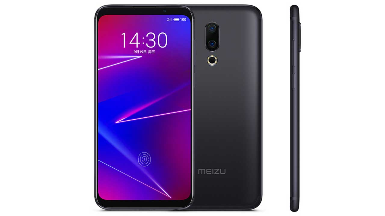 Meizu Officially Opens Pre-order Meizu 16X Through Official Website