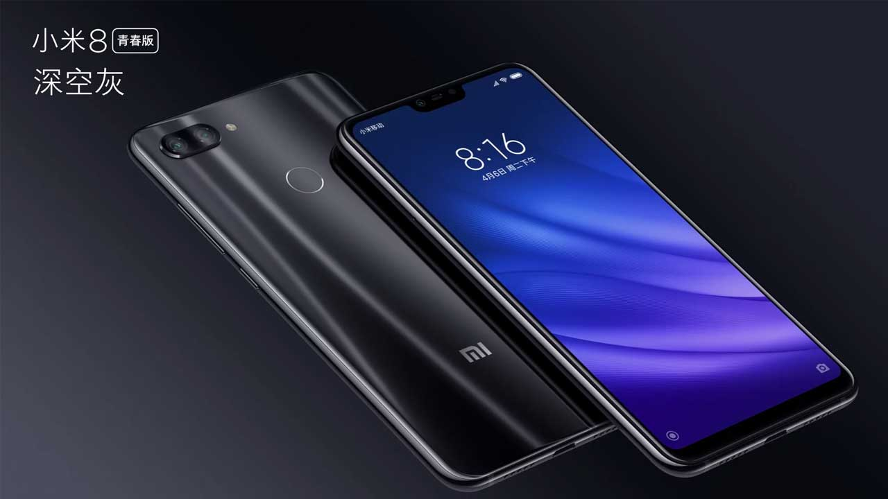 Xiaomi Mi 8 Lite with Brain Snapdragon 660 AIE Officially Launched