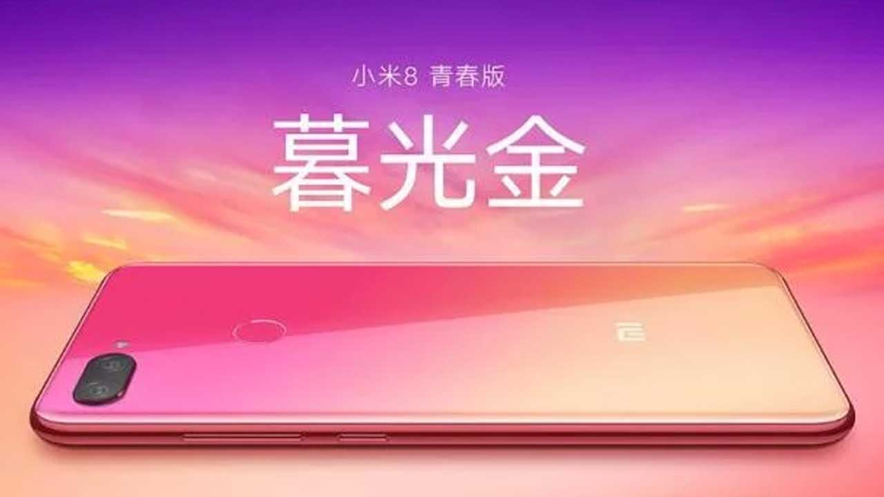 Mi 8 Youth Smartphone