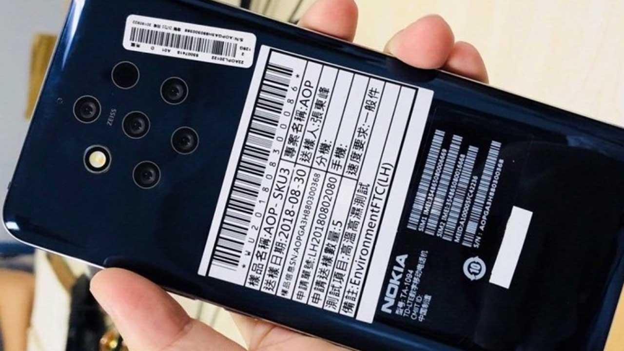 Nokia 9 1 1
