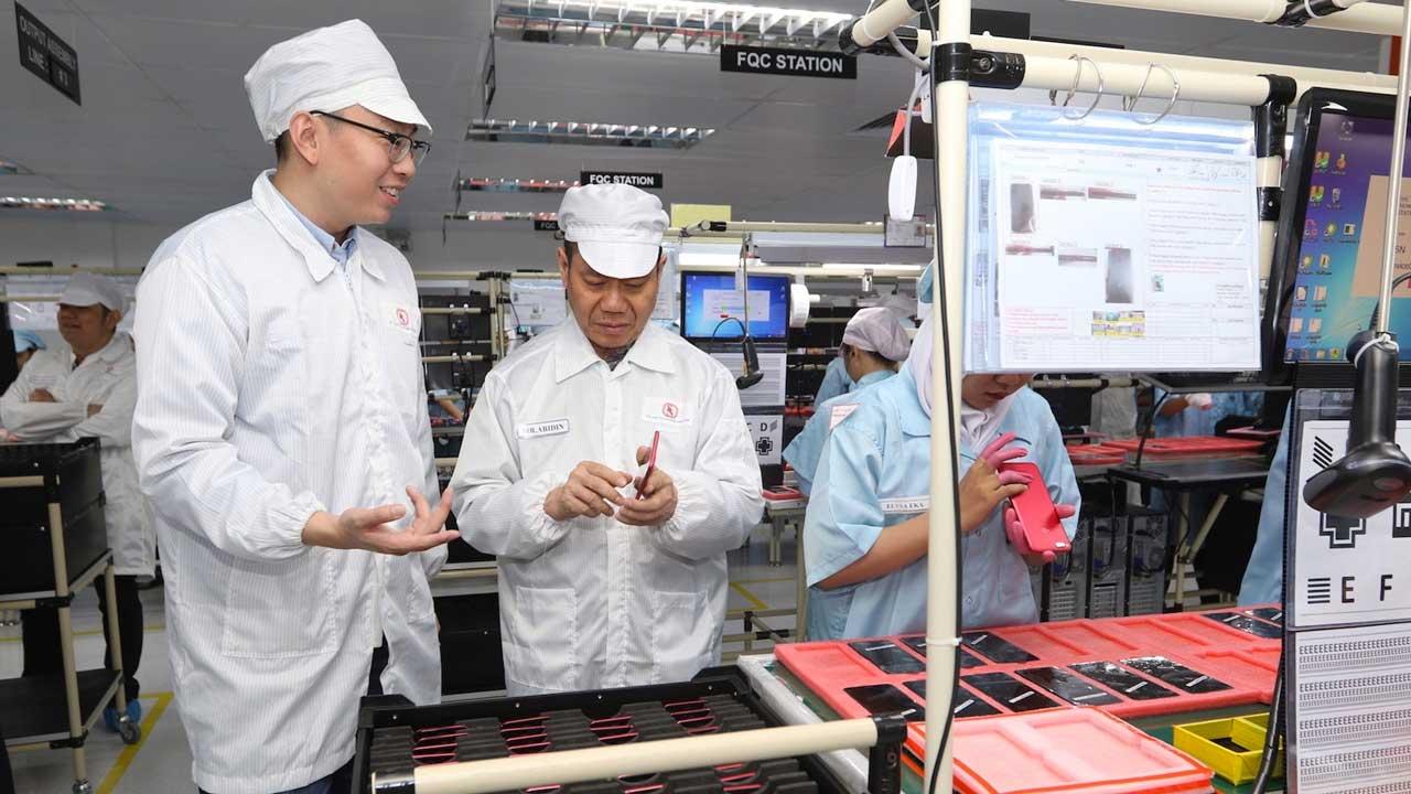 Pabrik Xiaomi