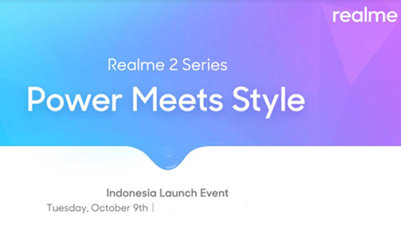 Realme 2 Series Indonesia