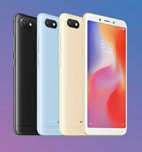 Harga Dan Spesifikasi Xiaomi Redmi 6a