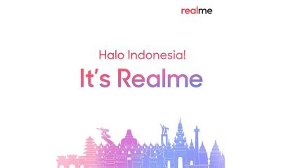 Selamat Datang Realme 400x240