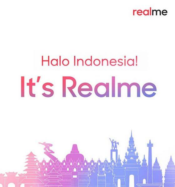Selamat Datang Realme 560x600