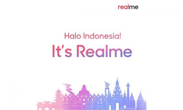 Selamat Datang Realme 590x354