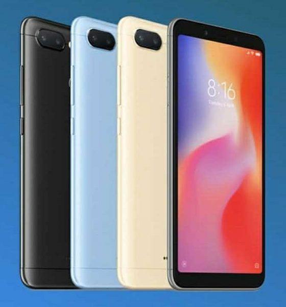 100+ Gambar Xiaomi Redmi 6 Paling Keren