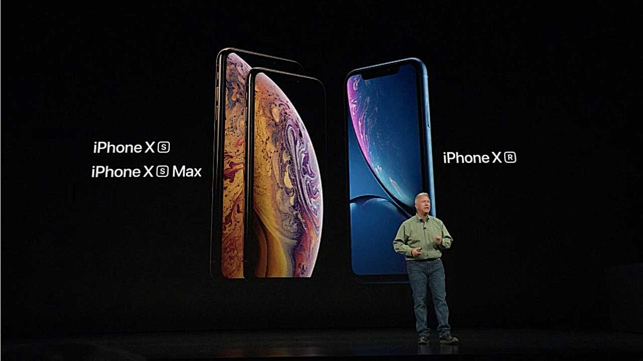 Welcome to the Latest iPhone Trio