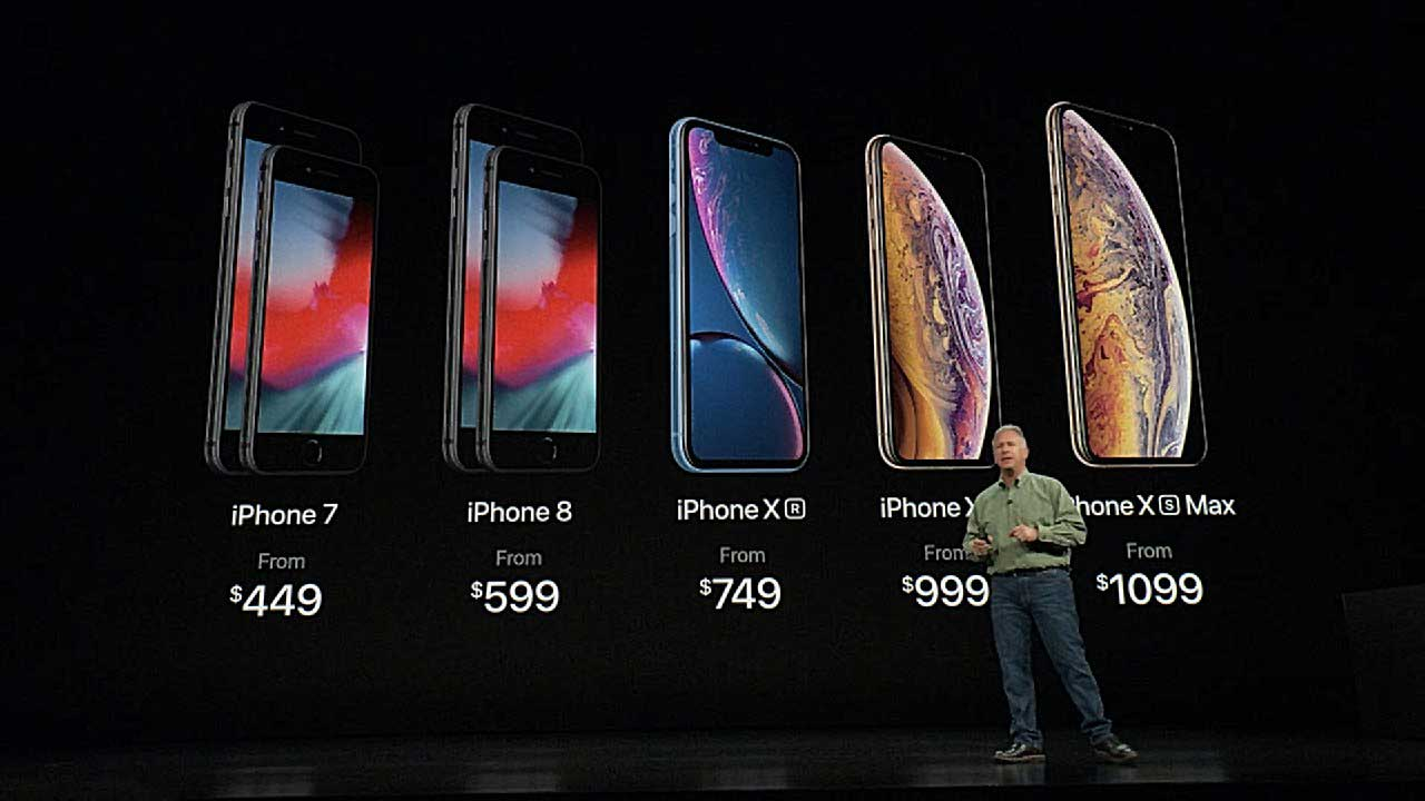 iPhone Price 2018 2