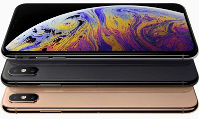 iPhone XS Max 400x240