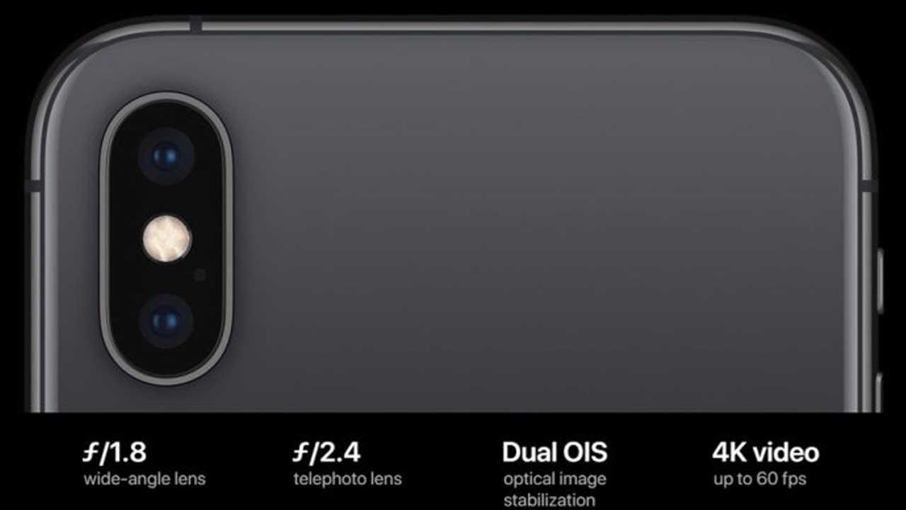 iPhone XS Max Camera