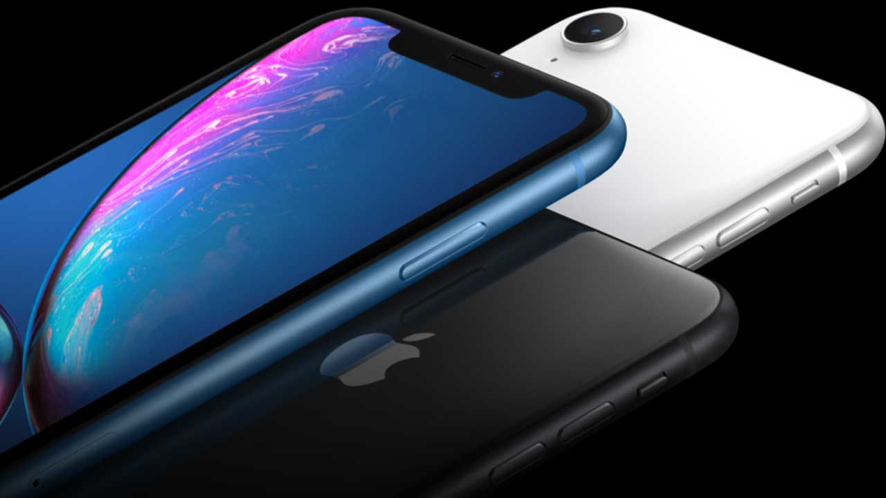 iPhone Xr FCC
