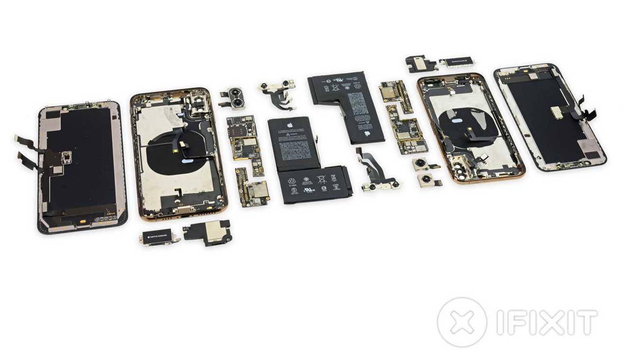 iPhone Xs iFixit 1