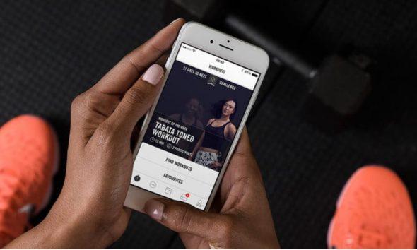 workout app 590x354