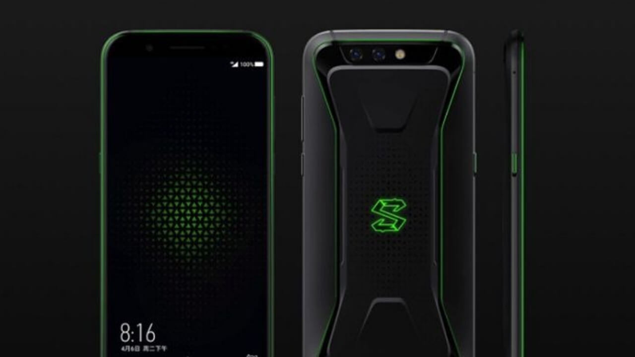 Jegal Razer Phone 2, Xiaomi Will Release Black Shark 2 in the Global Market