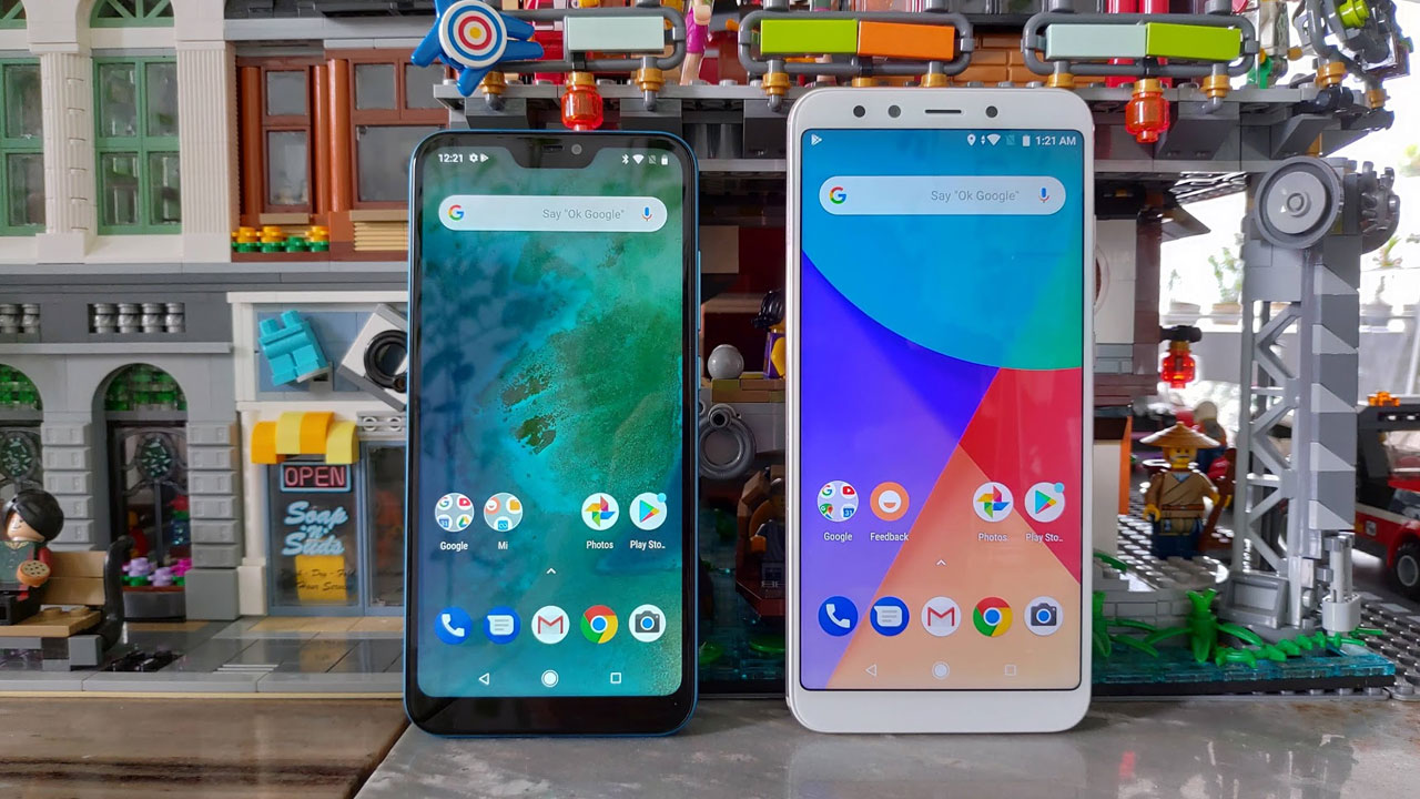 Official price of Xiaomi Mi A2 and A2 Lite in Indonesia
