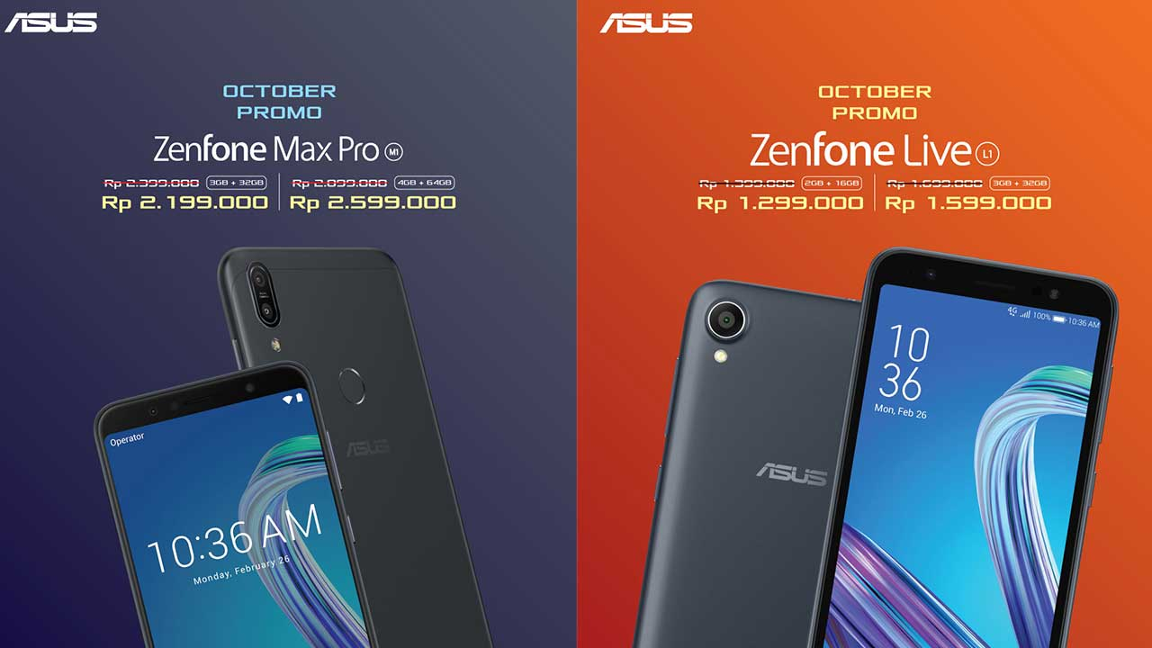 ASUS Zenfone Drops Prices