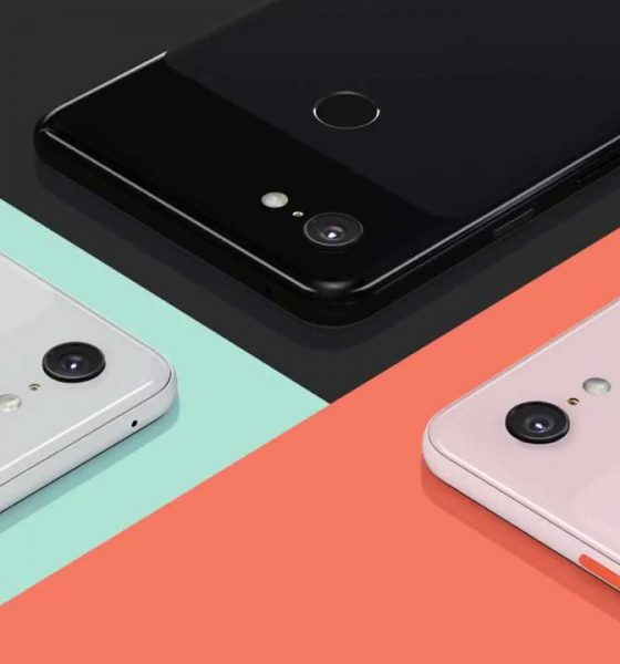 Google Pixel 3 Camera 560x600