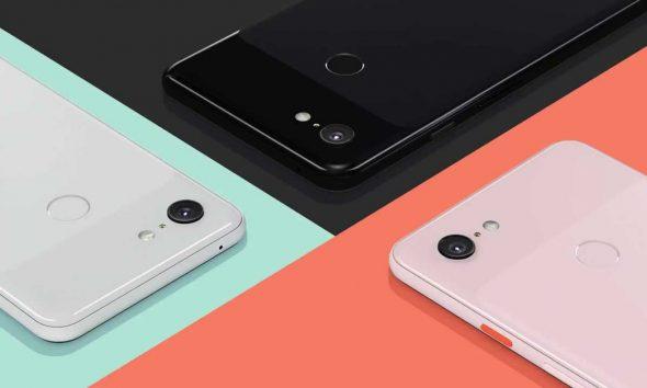 Google Pixel 3 Camera 590x354
