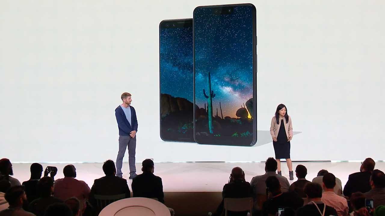 Google Pixel 3 Series 1