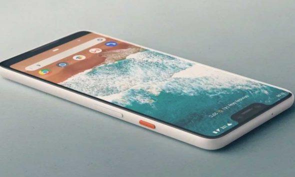 Google Pixel 3 XL 590x354