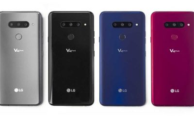 LG V40 ThinQ Launch 1 400x240