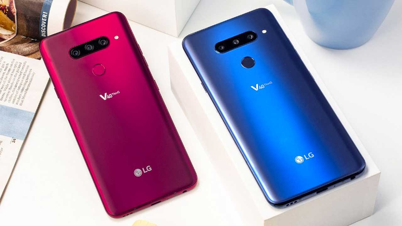 DxOMark Corrects the LG V40 ThinQ Camera Score