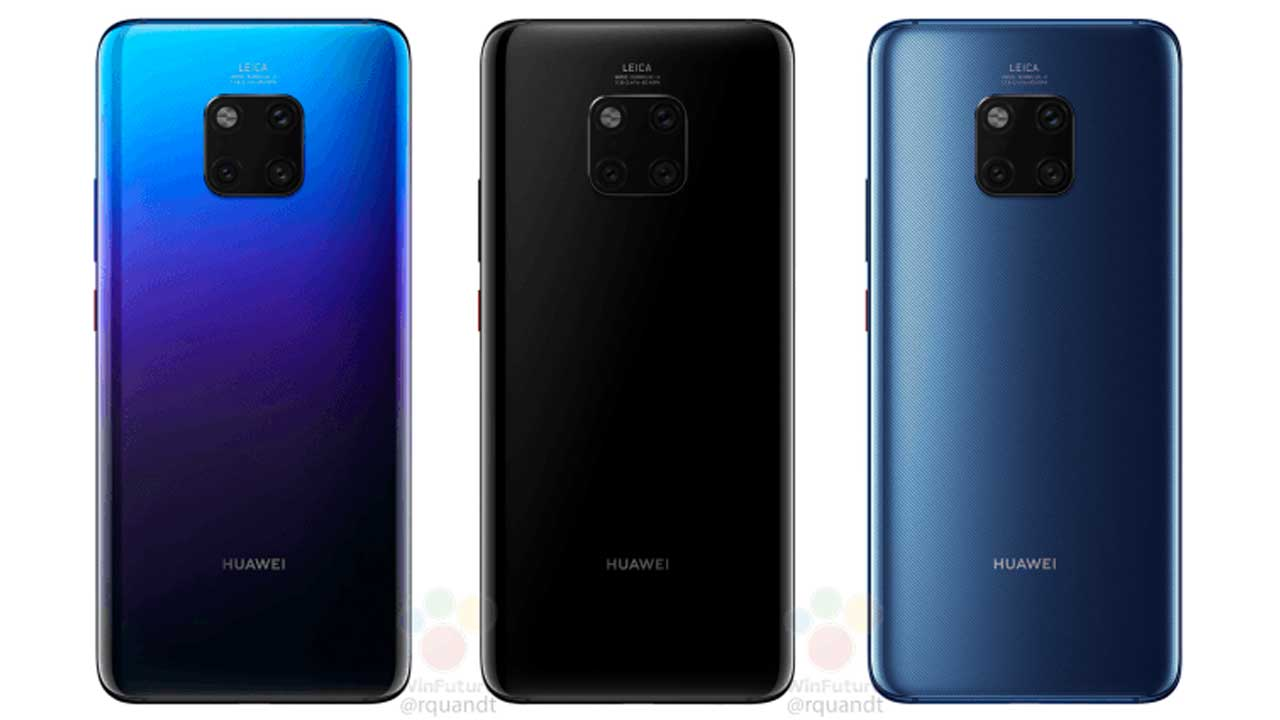 How to Watch Launching Huawei Mate 20 Series Directly