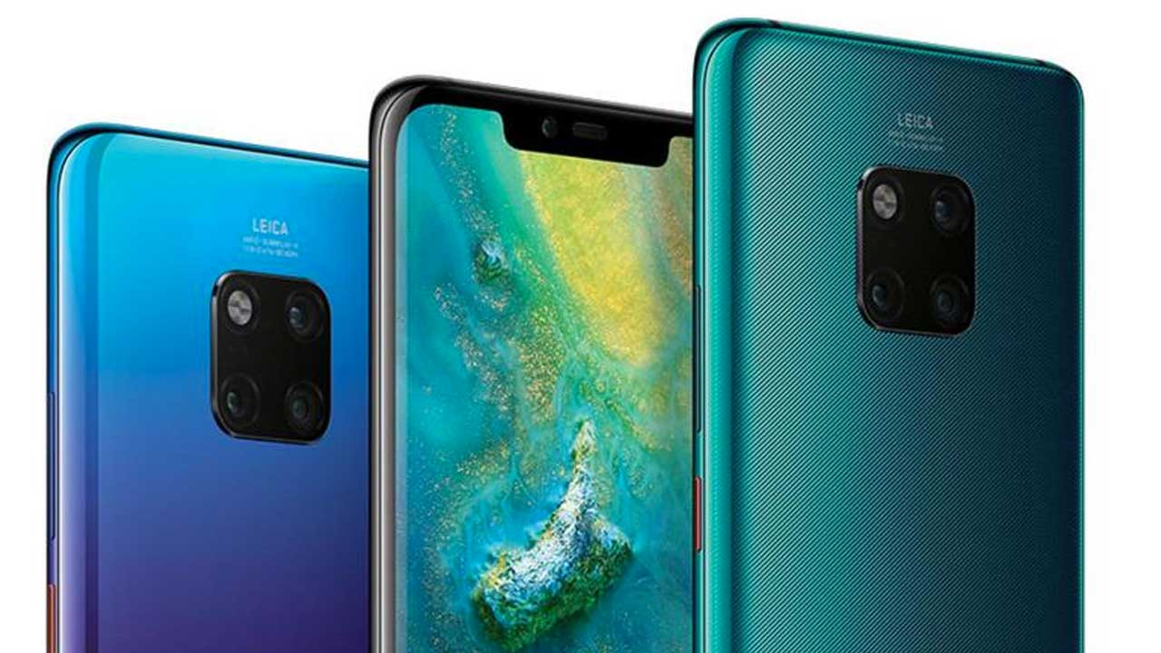 Huawei Teams Up with Lazada Selling Mate 20 Pro