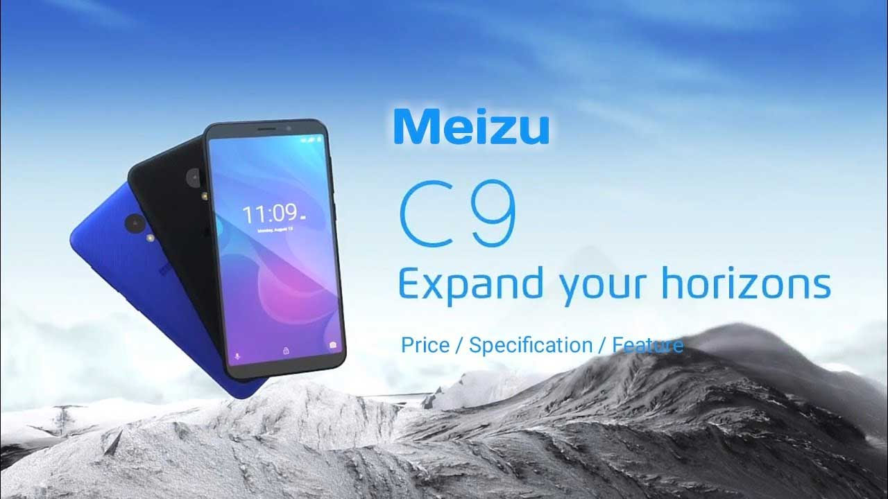 Price and Specifications of Meizu C9