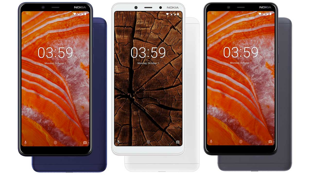 Nokia 3.1 Plus Launch 1