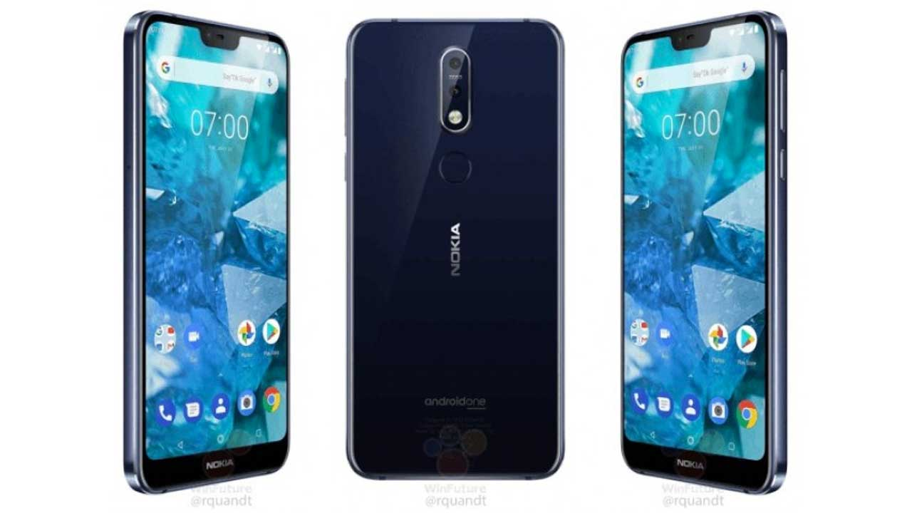 Nokia 7.1 Plus with Snapdragon 636 and Dual-camera?