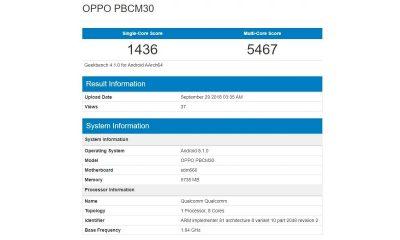OPPO K1 400x240
