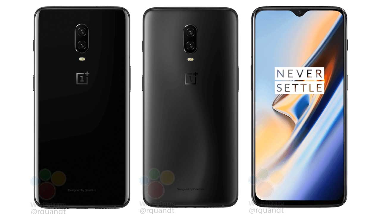 OnePlus 6T Color